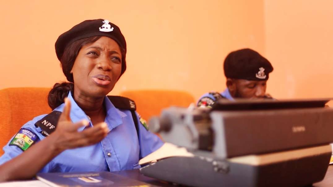 Nkiruka Episode 1(police officer)